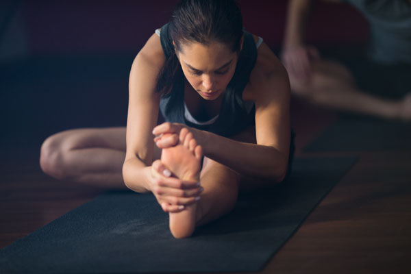 yoga classes with fitness first